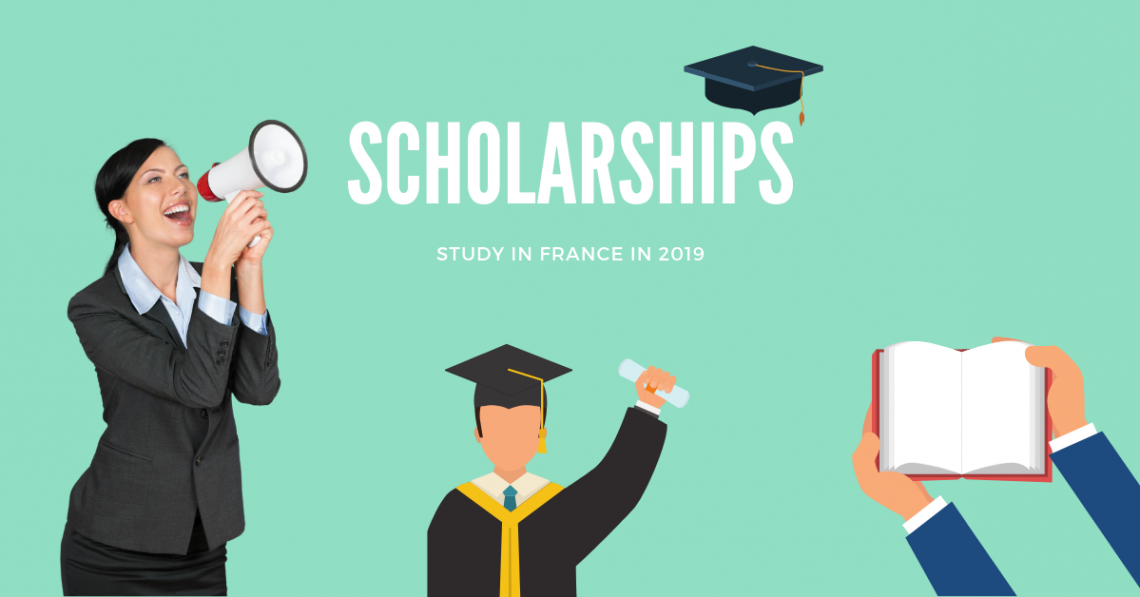 Scholarships to Study in Paris, France in 2019: