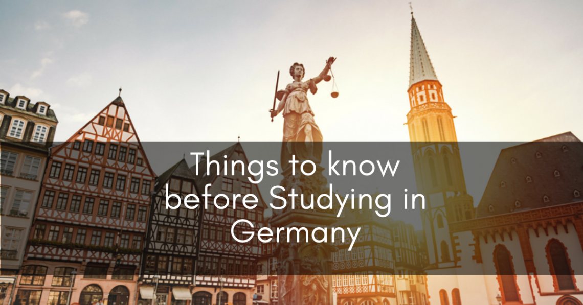 What to Know Before Studying in Germany? - MBA Study Abroad-