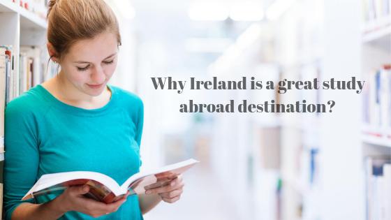 study abroad destination