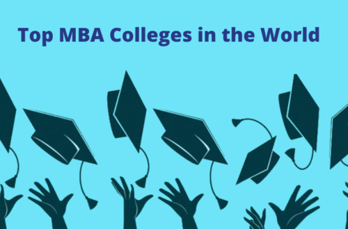 Top MBA colleges in the World