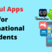 Helpful Apps for International Students