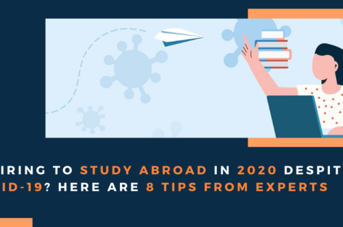 Aspiring to study abroad in 2020 despite COVID-19